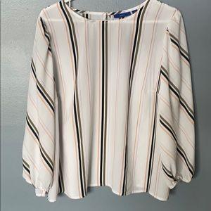 Apt 9 blouse, PXXL